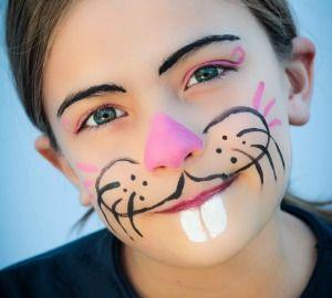 Maquillage De Carnaval Facile