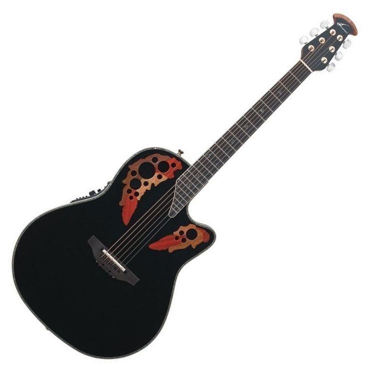 Ovation C2078AX 5 Custom Elite  #Westerngitarre #Gitarre #Guitar #Musik #Instrument