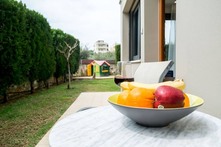 Check out this awesome listing on Airbnb: Cozy 1BR apt near the sea at Chania - Houses for Rent in Daratsos