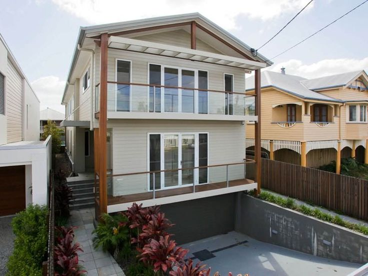 Photo of a house exterior design from a real Australian house - House Facade photo 752901