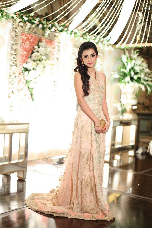 Beautiful South Asian Brides — Bride's Outfit by Rana Noman