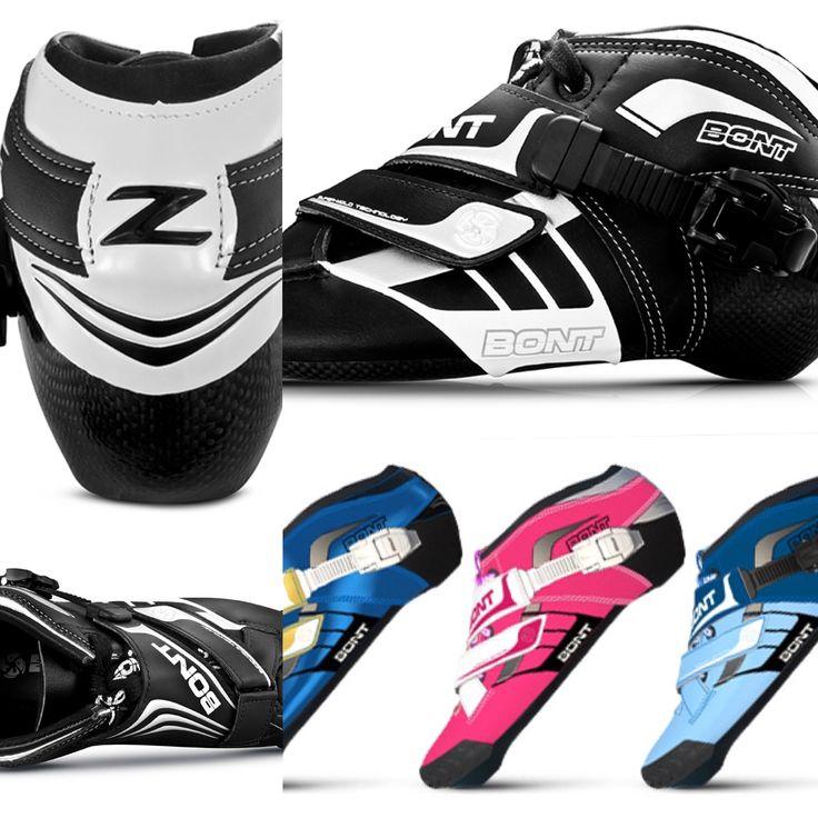 Botas Bont Z Termo-moldeables • Ultralivianas • Rápidas • Fibra de Carbono • Bont • Patinaje de Carreras • Aerodinámicas ⭐️ #BontSkates | #Bontsuramerica | #InlineSpeedSkating