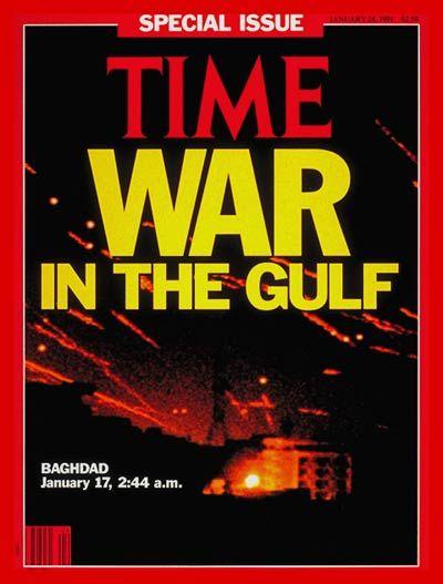 January 28, 1991: War in the Gulf