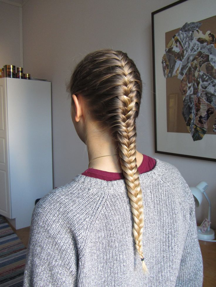 Pleasing Similiar French Fishtail Braid Keywords Short Hairstyles For Black Women Fulllsitofus