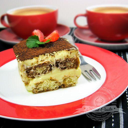 Tiramisu pana Pawła | Świat Ciasta