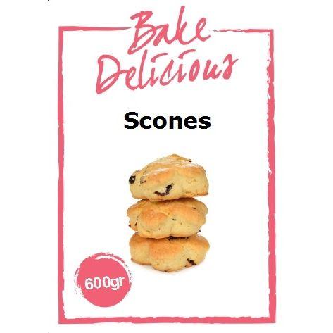 Bake Delicious Mix voor Scones
