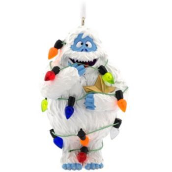 Abominable Snowman                                                                                                                  Christmas Ornament