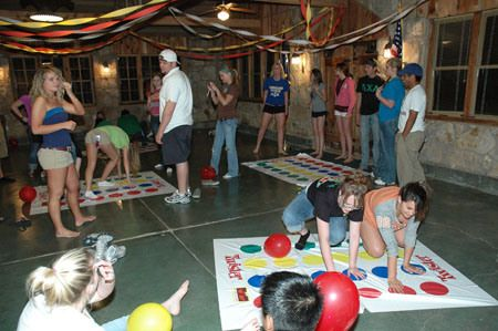 153 Fraternity and Sorority Mixer Ideas - Some of these are good ideas.