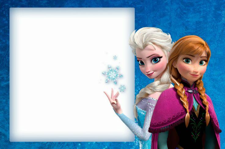 Ideas Birthday Frozen Party Invite