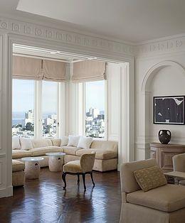 Andrew Skurman Architects – A Duplex Penthouse Apartment