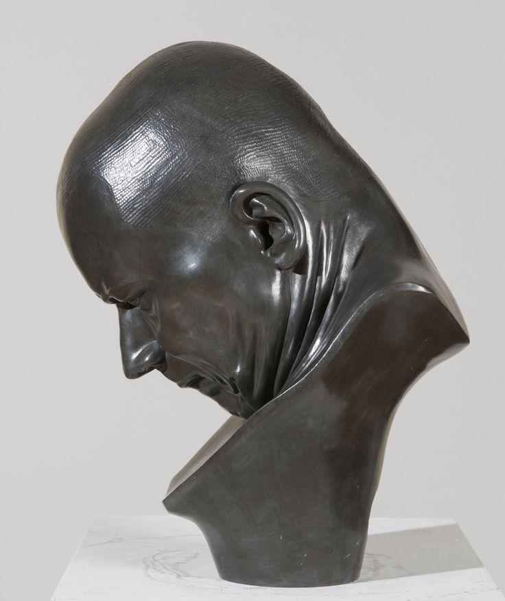 Ein Heuchler und Verleumder - Charakterkopf nr. 39