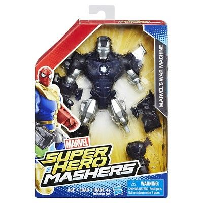Super Hero Mashers Marvel's War Machine