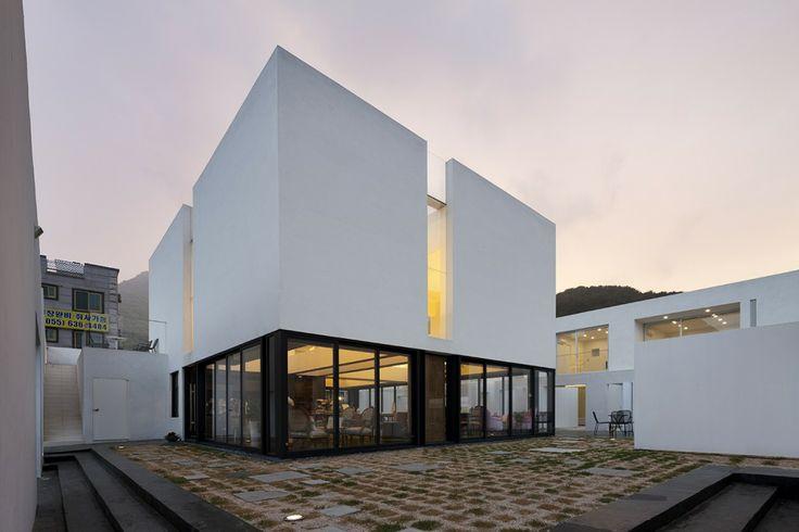 Mug Hakdong / Hyunjoon Yoo Architects #arquitectura #architecture