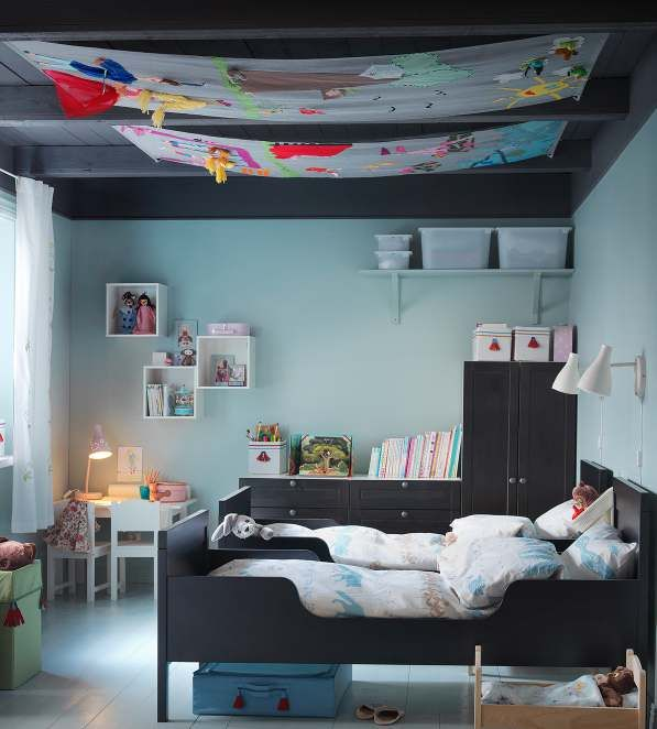 126 best IKEA Bedrooms images on Pinterest Nursery Bedrooms