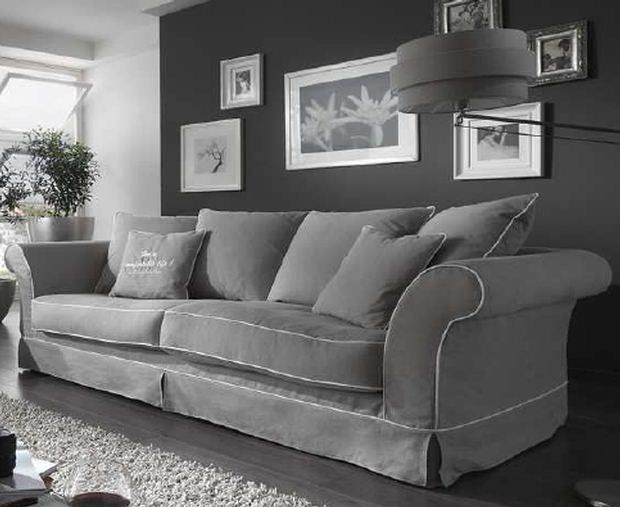 13 best deko salon hussen sofas images on pinterest Sofa deko