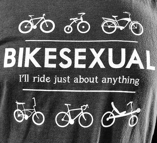 Bikesexual