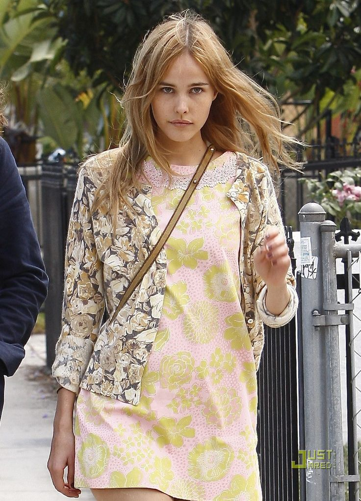 LOOK DO DIA ::: ISABEL LUCAS