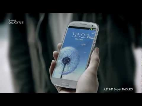 [GALAXY S III] Official TV Commercial  #ads