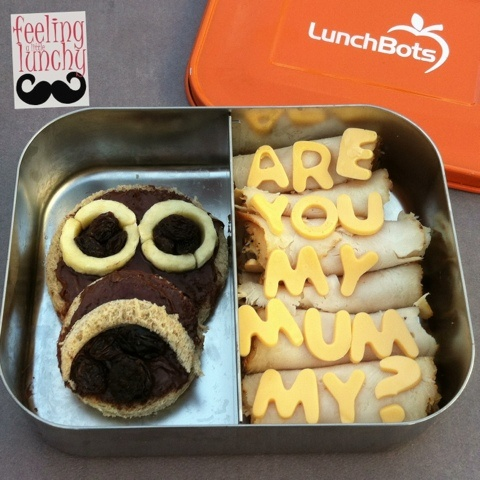 What's In Our Lunch Bags?: Guest Post: Feeling A Little Lunchy gets feeling a little geeky! (<3 you, @feelingalittlelunchy!)