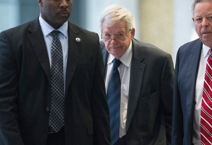 If you want to know how shameless Republican hypocrisy is, you need go no further than disgraced former Republican Speaker of the HouseDennis Hastert.      Jailed former House Speaker Dennis Hastert says a man who accused him of sexual abuse should...