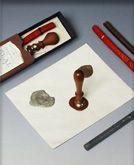 Sceaux, cachets de cire - Imprimerie TYPOdeon #accessoire