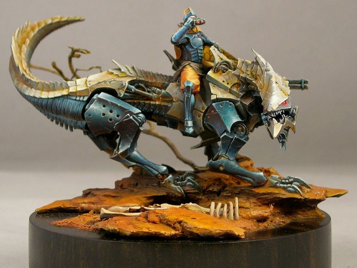 Light Miniatures – Never be afraid to paint outside the lines