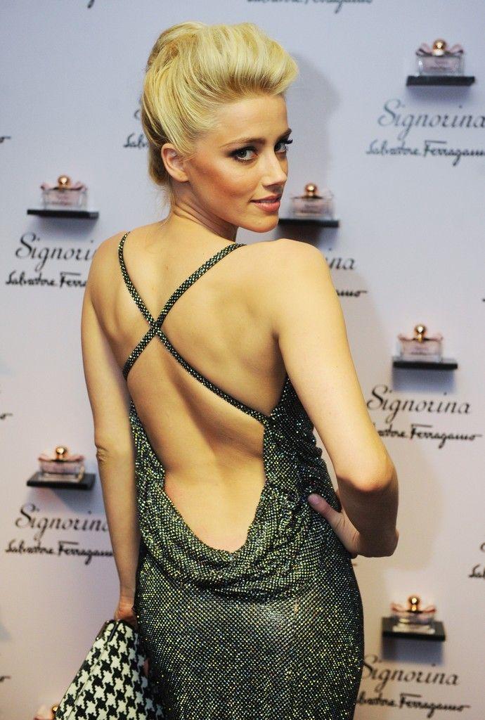 lovable Amber Heard ...Yummy Celebrity...