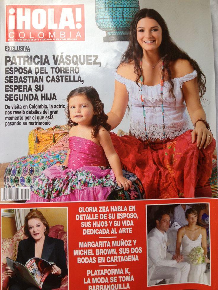 Revista Hola Colombia, Boda Chakana de Michel Brown y Margarita Muñoz, Punta Faro 2013, By MY Group Eventos