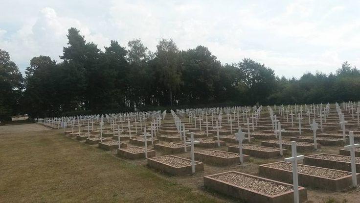 Gardelegen Memorial - picture by Andrea Heise ASG member.