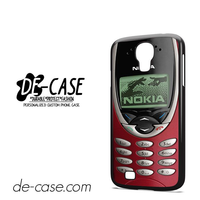 Nokia Old Red Mobile DEAL-8010 Samsung Phonecase Cover For Samsung Galaxy S4 / S4 Mini
