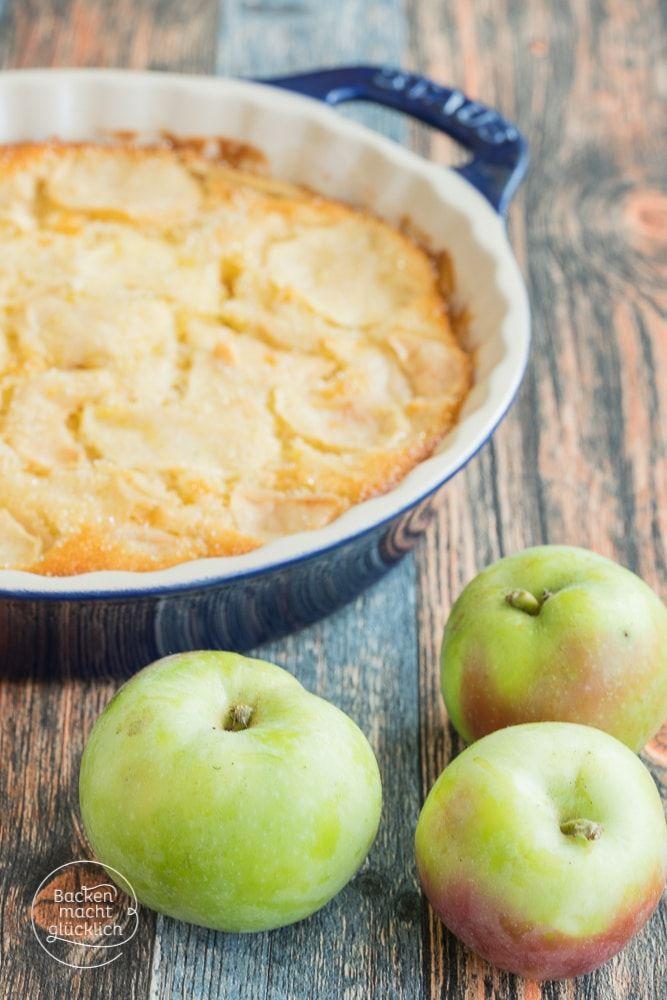 Apfelkuchen italienische Art