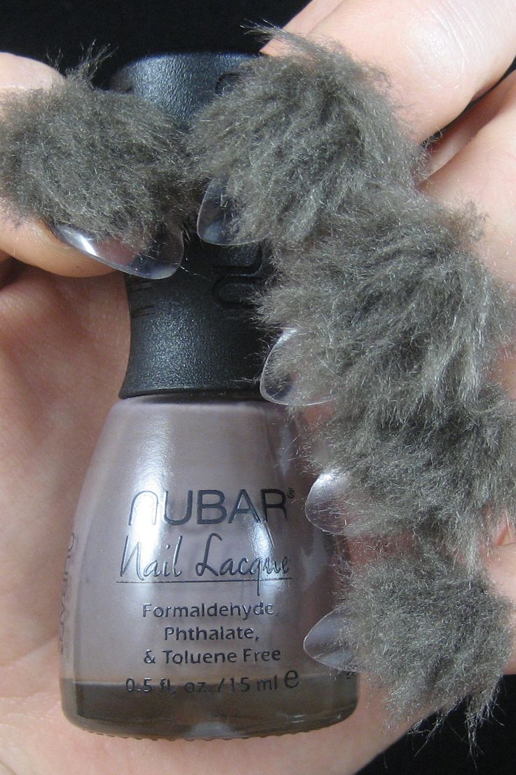This New Fur Nail Trend Is Stressing Me The F Out