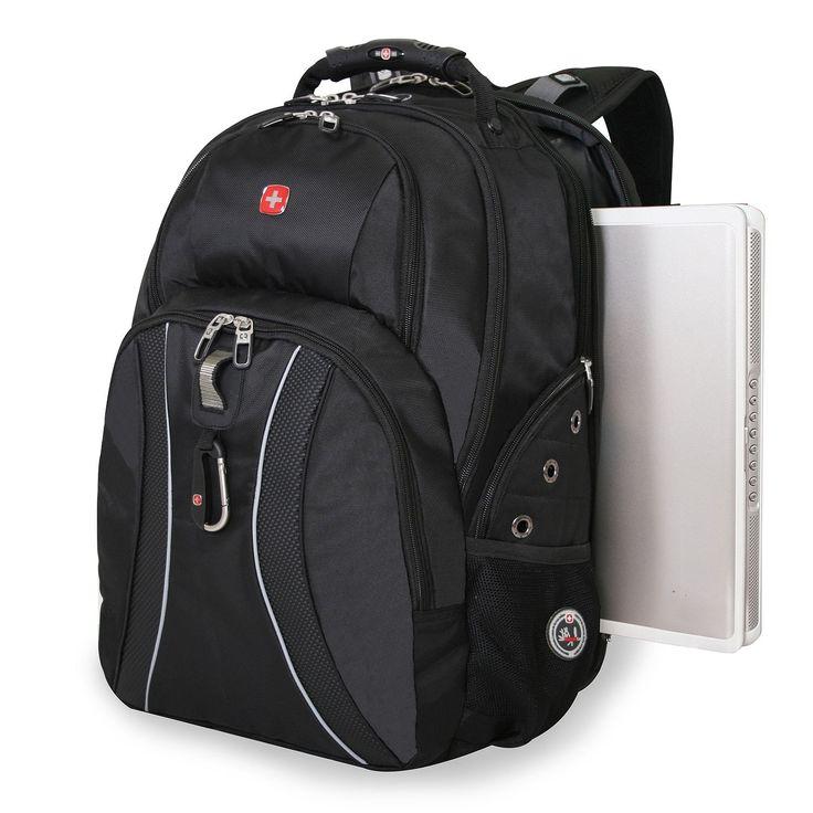Swissgear Scansmart Laptop Backpack Select Color