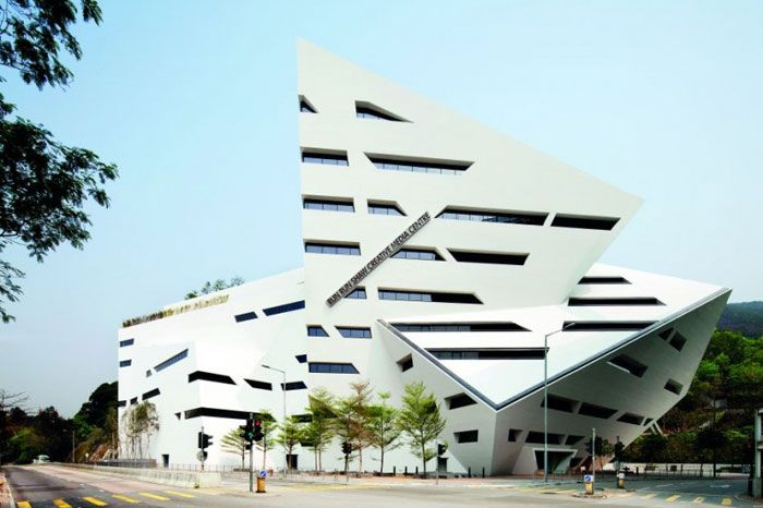 Architecture Showcase – Buildings With Sharp Angles
