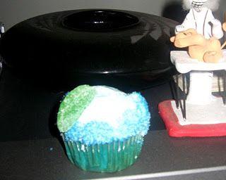 Margarita Azul Cupcakes Recipe