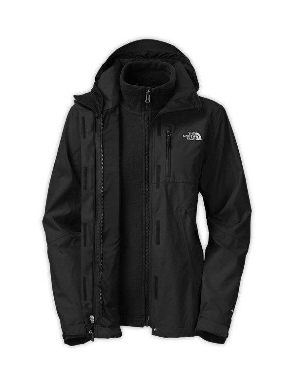 The North Face Women's Jackets & Vests WOMEN'S ADELE TRILCIMATE JACKET...$240 jacket for me.