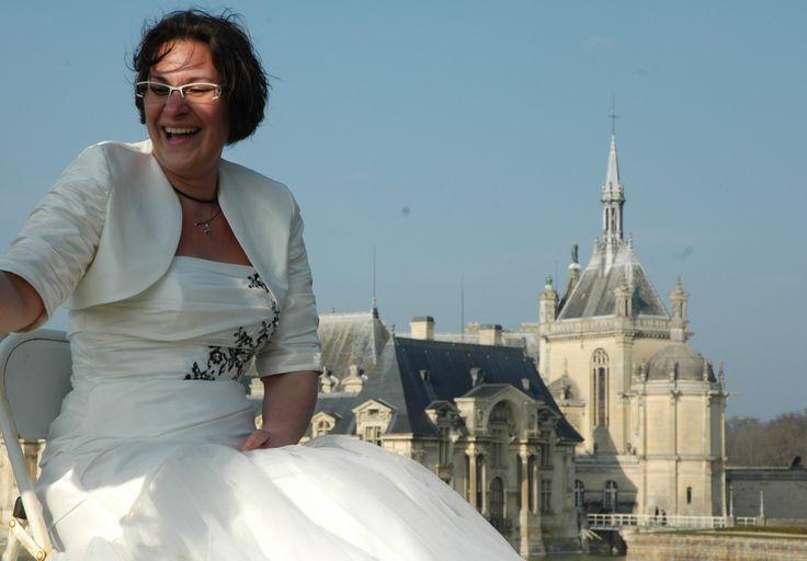 #photomariée #chantilly #mariée #forêtdechantilly #chateaudechantilly #romantique #mariage #amour #delaolivapolyne