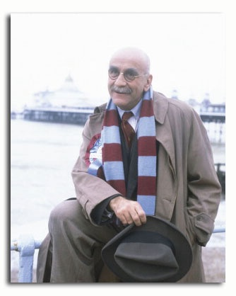 49: Alf Garnett - Warren Mitchell in Till Death Do Us Part.