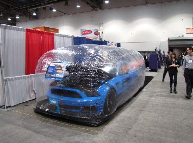 Photos Of Car Storage Bubble