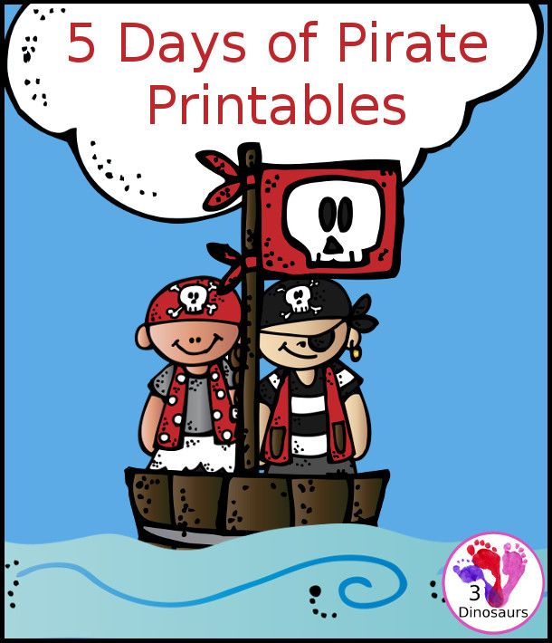 223 best Pirates Activities for Kids images on Pinterest | Pirate ...