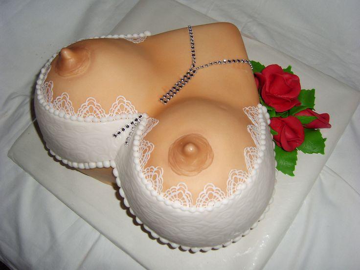 breasts  cake dort prsa