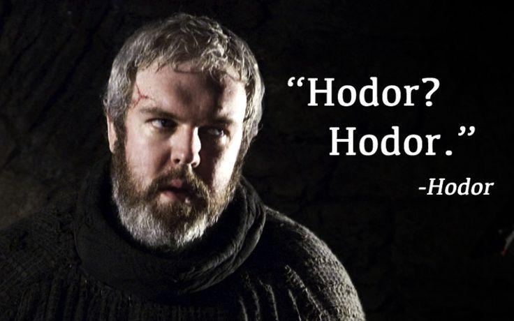Kristian Nairn l'Hodor di Il Trono di Spade twitta la foto del suo copione i fan impazziscono