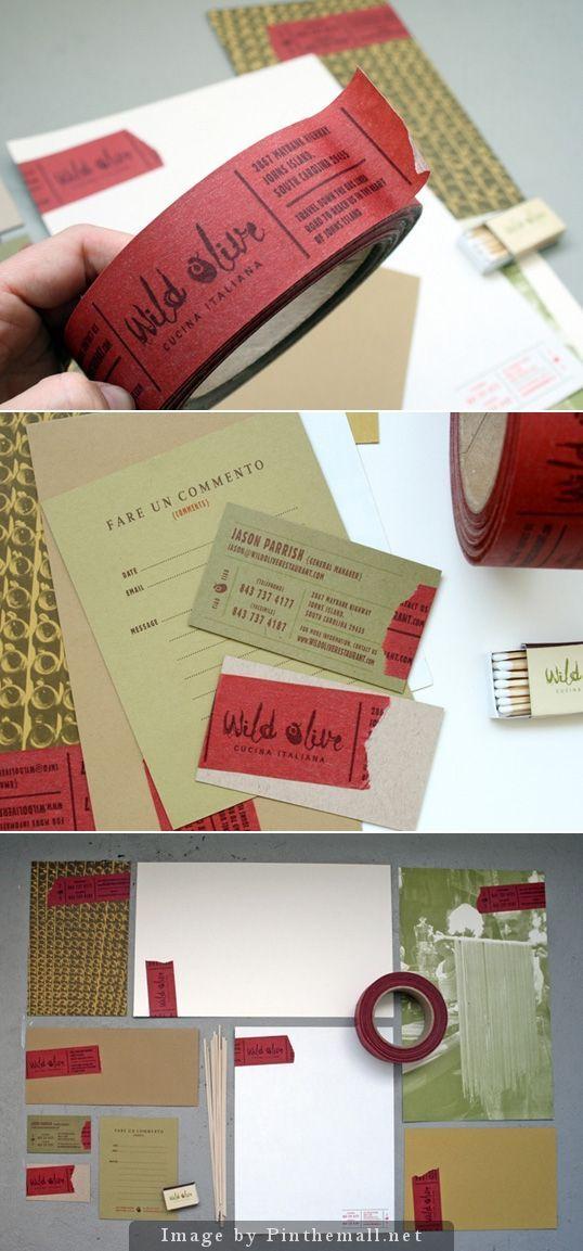 Best 25 invitation card maker ideas on pinterest font maker business card tape what a fabulous idea stopboris Images