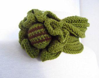 Cadeau de Noël crochet capelet capot cou plus chaud par ScarfsSale