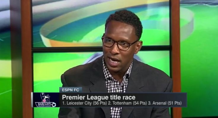 Shaka Hislop highlights the difference between Spurs and Arsenal (Video)