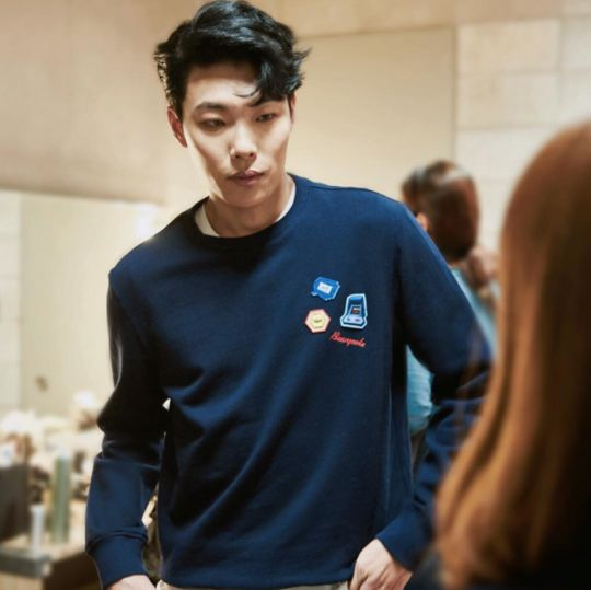 Ryu Jun Yeol cr. Beanpole Official Instagram
