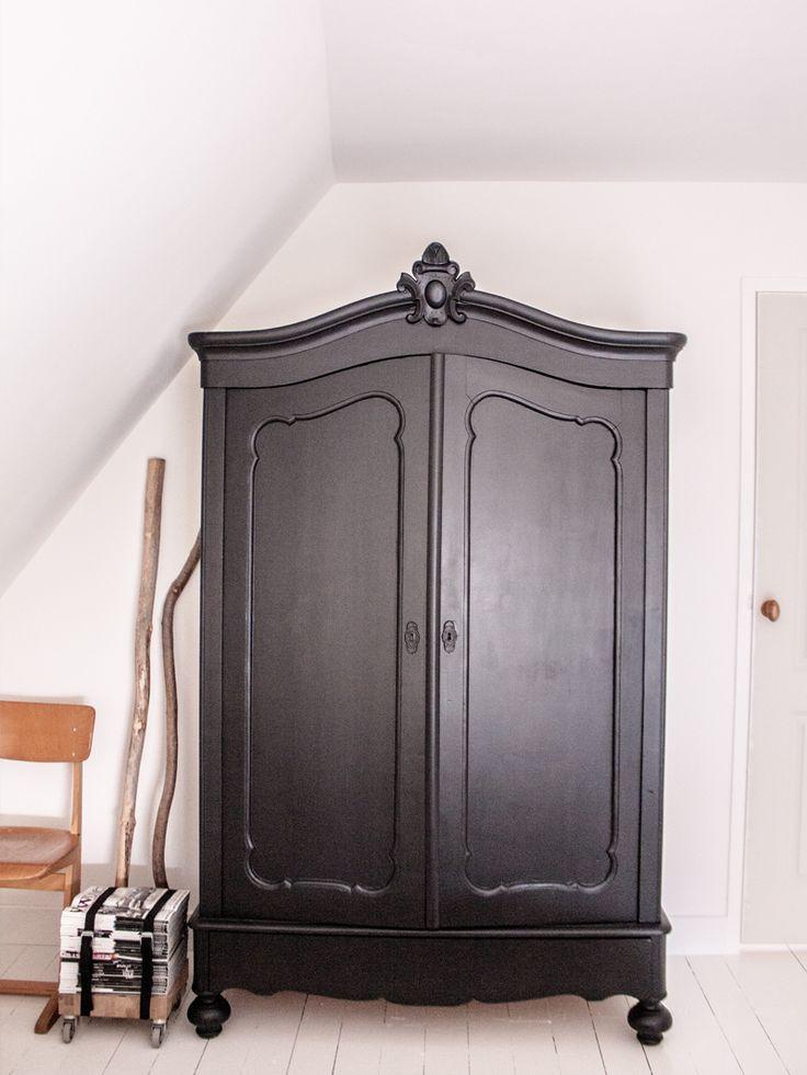 Meer dan 1000 idee n over kleine kledingkast op pinterest kleerkasten zolderkamers en - Kleine kledingkast ...