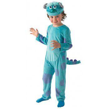 #MonstersInc Fancy Dress Costumes #halloween Sully