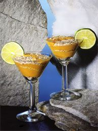 Mango-Lime Parfait (raw/vegan) | food for thought | Pinterest