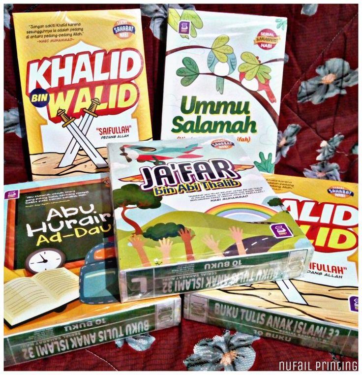 Buku Tulis Islami hadir dengan cover yang edukatif